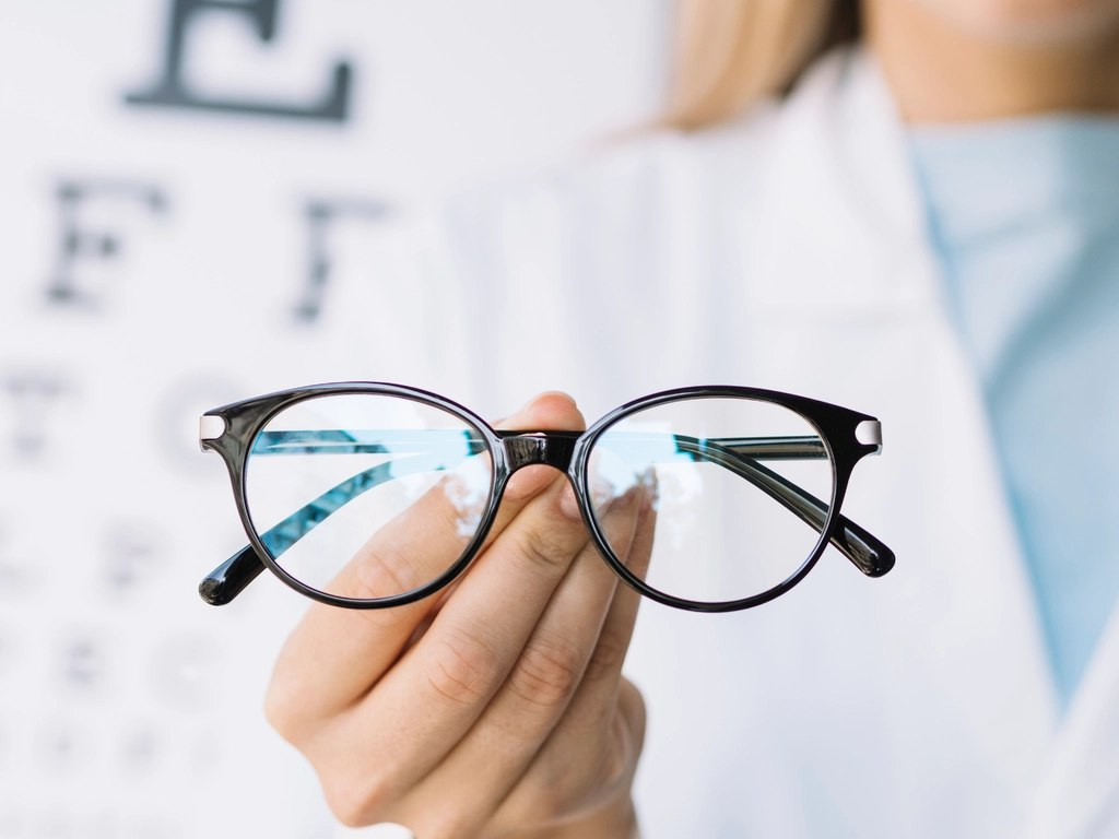 revision vista y gafas